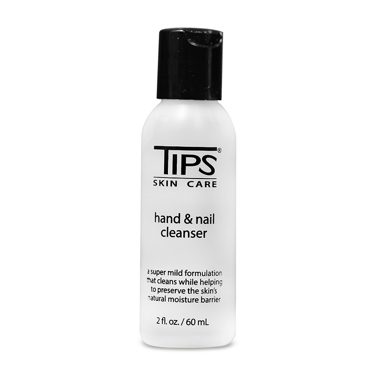 TIPS Hand & Nail Cleanser 2oz