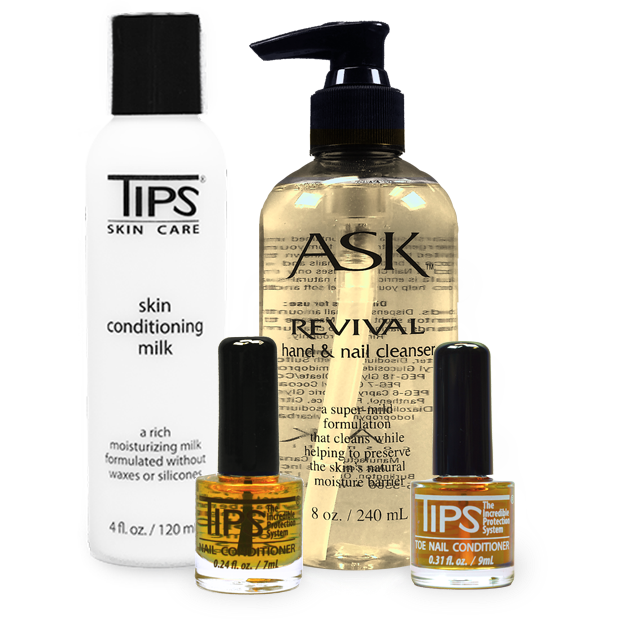TIPS Cleanse & Condition Set